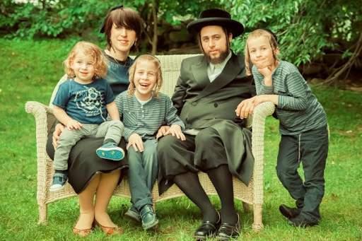 Еврейские семейные ценности